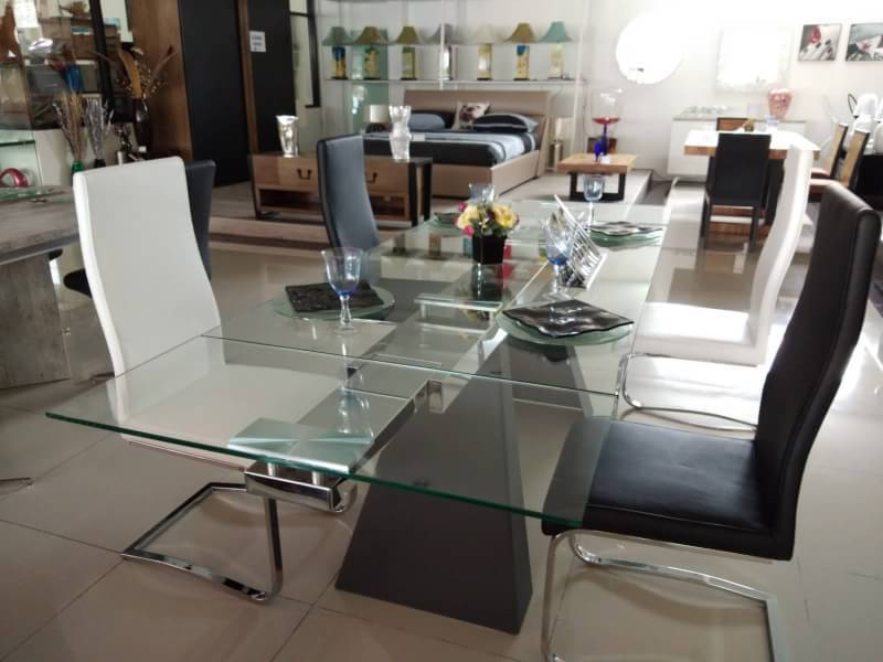 ZODIAC EXTENSION DINING TABLE