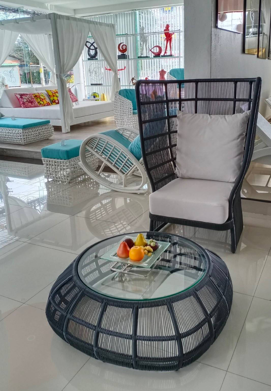 SPA outdoor furniture
