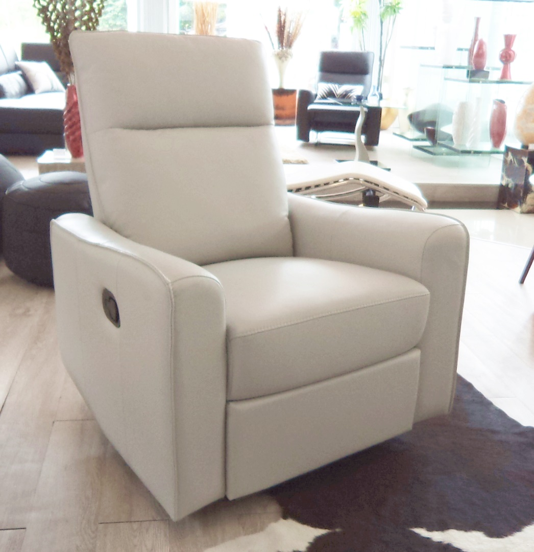 Parsley Recliner 1 seater Grey